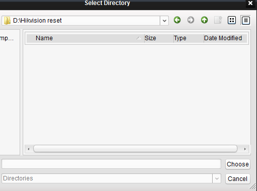 Password recovery for Hikvision products   sassec