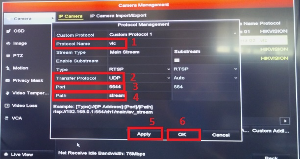 Tips and tricks: Recording your desktop activity on Hikvision NVR