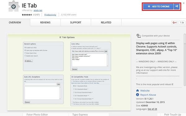 Enable Activex Control Google Chrome